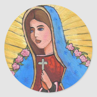 Our Lady of Guadalupe - sticker