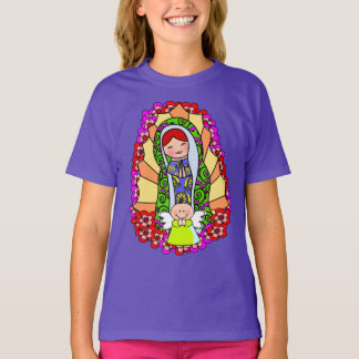 Our Lady of Guadalupe,VIRGIN OF GUADALUPE Tshirt