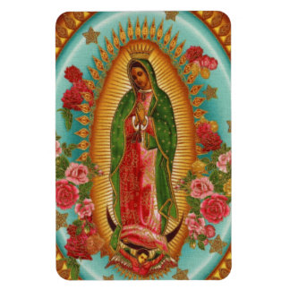 Our Lady of Guadelupe Flexi Magnet