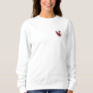 Our Lady of Lourdes Women's Basic Sweatshirt