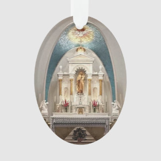 Our Lady of Mount Carmel with the Baby Jesus Ornament