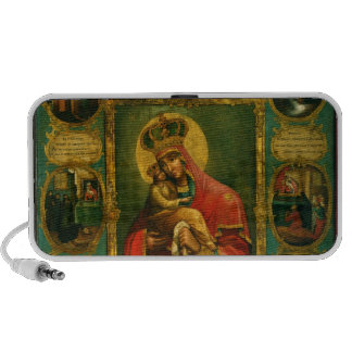 Our Lady of Pochaev iPod Speakers