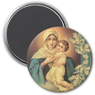 Our Lady of Schoenstatt Virgin Mary Jesus MOTHER Magnet