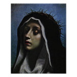 OUR LADY  OF SORROWS POSTER