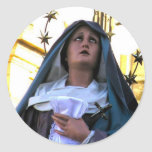 Our Lady of Sorrows Stickers