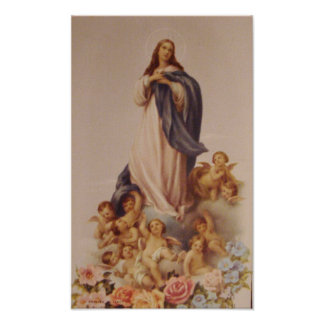 Our Lady of the Assumption Poster