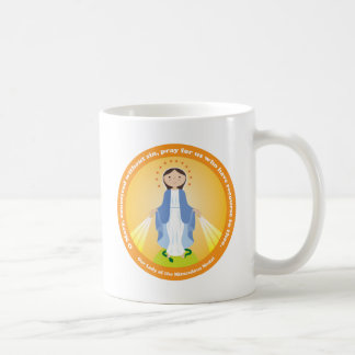 Our Lady of the Miraculous Medal Coffee Mug