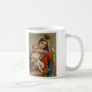 Our Lady of the Most Holy Rosary Coffee Mug