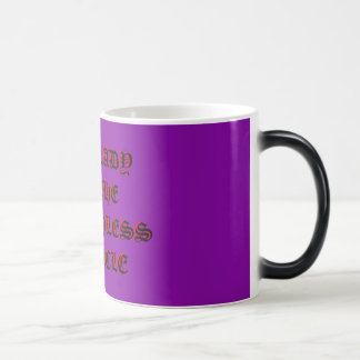OUR LADY OF THE WORTHLESS MIRACLE MUG