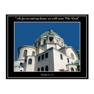 Our Lady of Victory Basilica Postcard