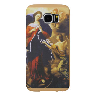 OUR LADY UNDOER OF KNOTS, SAMSUNG GALAXY S6 CASES