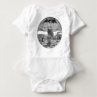 Our Liberties We Prize, Rights We Maintain Baby Bodysuit