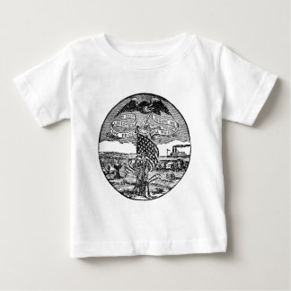 Our Liberties We Prize, Rights We Maintain Baby T-Shirt
