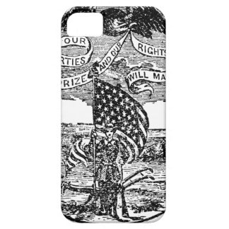 Our Liberties We Prize, Rights We Maintain iPhone 5 Cases