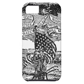 Our Liberties We Prize, Rights We Maintain iPhone 5 Covers