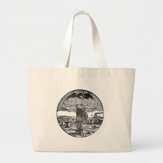 Our Liberties We Prize, Rights We Maintain Large Tote Bag