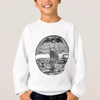 Our Liberties We Prize, Rights We Maintain Sweatshirt