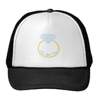 Our Life Begins Trucker Hat