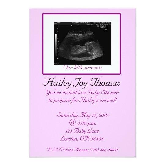 Our little princess, Hai... Card