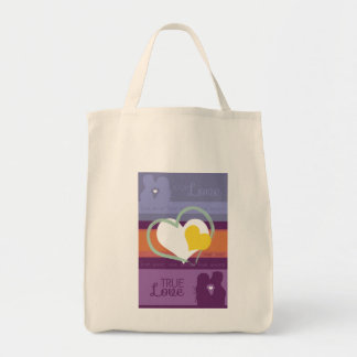 Our Love Grocery Tote Bag