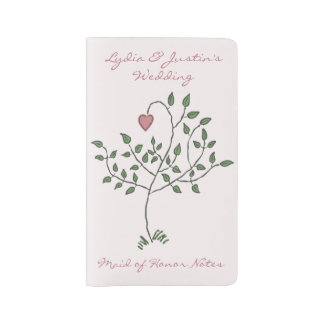Our Love is Deeply Rooted Large Moleskine Notebook