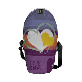 Our Love Courier Bag