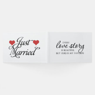 Our Love Story Guest Book