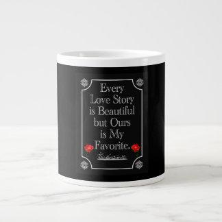 Our love Story -- Mug