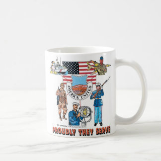our military coffee mug