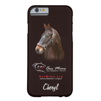Our Mims iPhone 6 case, lightweight Barely There iPhone 6 Case