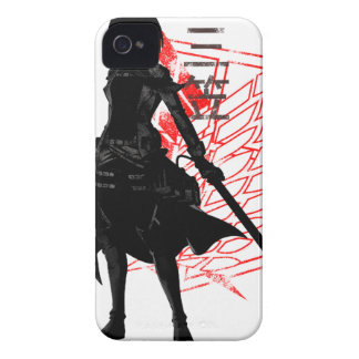 Our only hope warrior iPhone 4 Case-Mate case