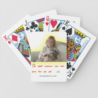 Our Perfect Companions Bicycle Playing Cards