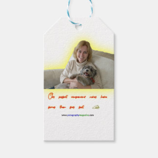 Our Perfect Companions Gift Tags
