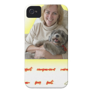 Our Perfect Companions iPhone 4 Case-Mate Case