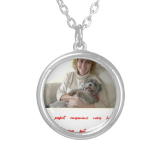 Our Perfect Companions Silver Plated Necklace