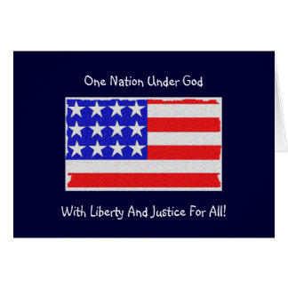 Our Pledge Card