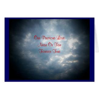 Our Precious Love, Near Or Far, F... Card