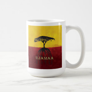 Our Roots Run Deep Kwanzaa Mug
