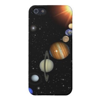 Our Solar System Case For The iPhone 5