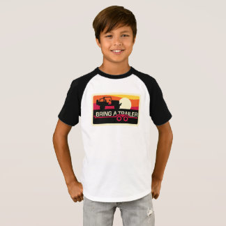 Our Sunset 4x4 Design for kids! T-Shirt