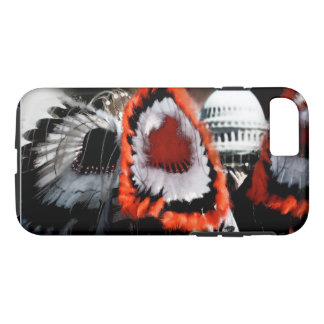 Our Time Comes Indians at the Capitol for National iPhone 8/7 Case