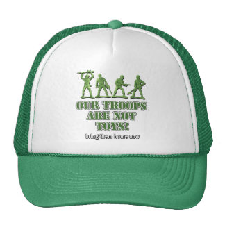 Our Troops... Mesh Hat
