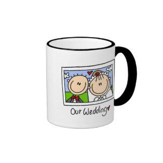 Our Wedding Customizable Mug