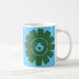 Our World Our Choice Coffee Mug