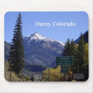 Ouray Colorado Mouse Pad