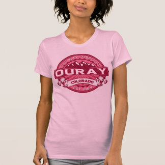 Ouray Logo Honeysuckle T-Shirt