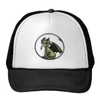 Ouroboros Dragon Mesh Hats