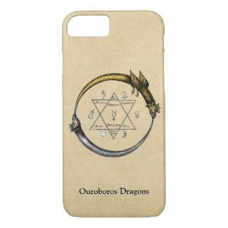 Ouroboros Dragons iPhone 8/7 Case