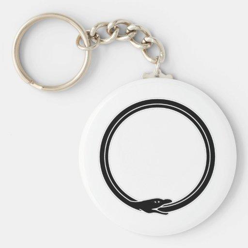 Ouroboros Key Chains