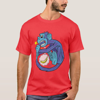 Ouroboros Monkey T-Shirt